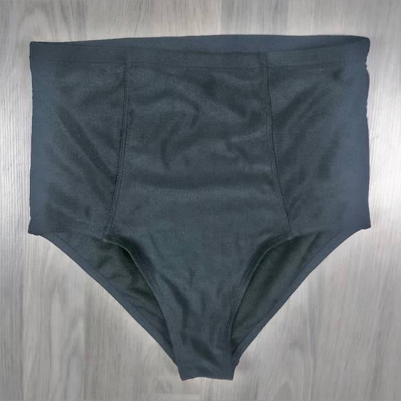 Old Navy Other - Old Navy High Waist Bathing Suit Bottoms Black NEW
